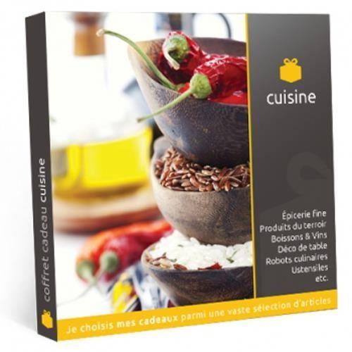 Coffret Cadeau Cuisine Prestige Achat Vente Livre Parution