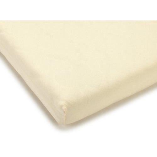 4/X Berceau Drap-housse en jersey 100/% coton Bleu 40/x 90/cm