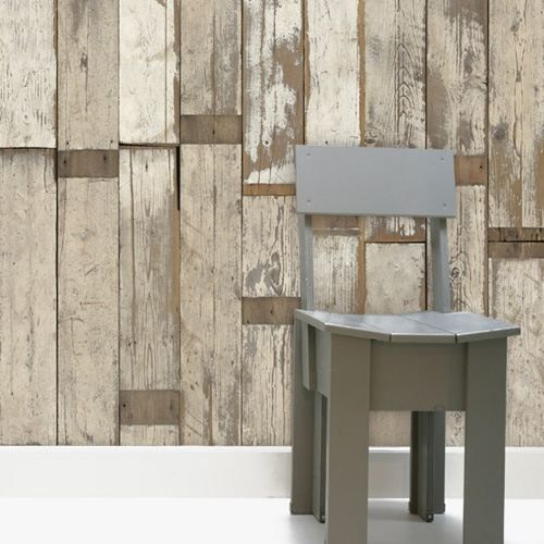 papier peint vieux bois phe02 de piet hein eek achat. Black Bedroom Furniture Sets. Home Design Ideas