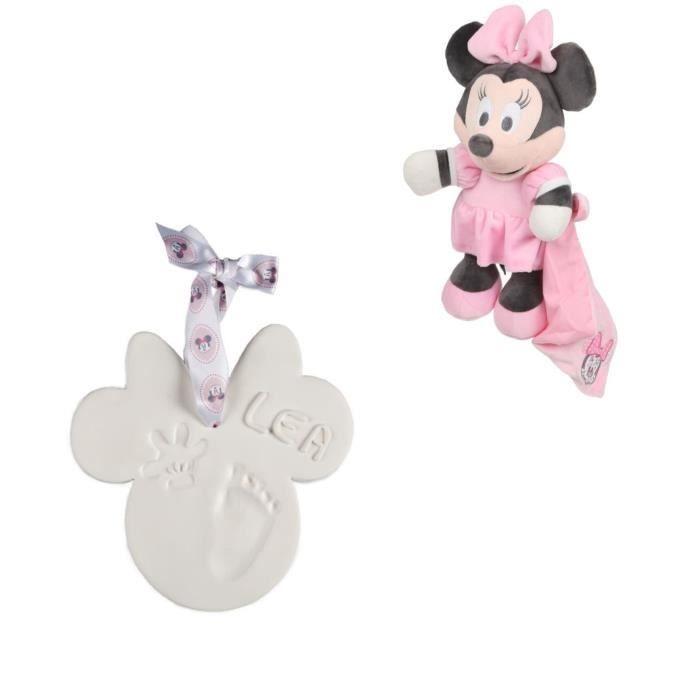 Disney Baby Keepsake M/édaillon Taille Minnie
