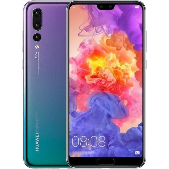 SMARTPHONE Huawei P20 Pro CLT-L29 Double Sim 128Go Bleu