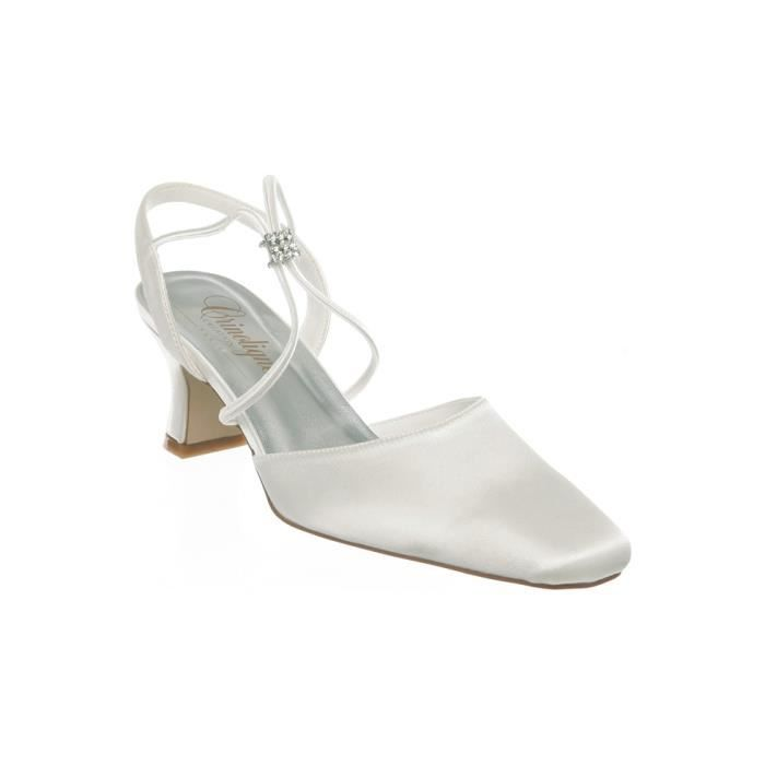 chaussures ivoire - Besson Chaussures Mariage