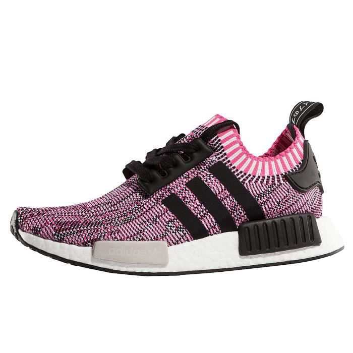 adidas Homme Chaussures / Baskets NMD R1 Primeknit QxNtdGOKfy