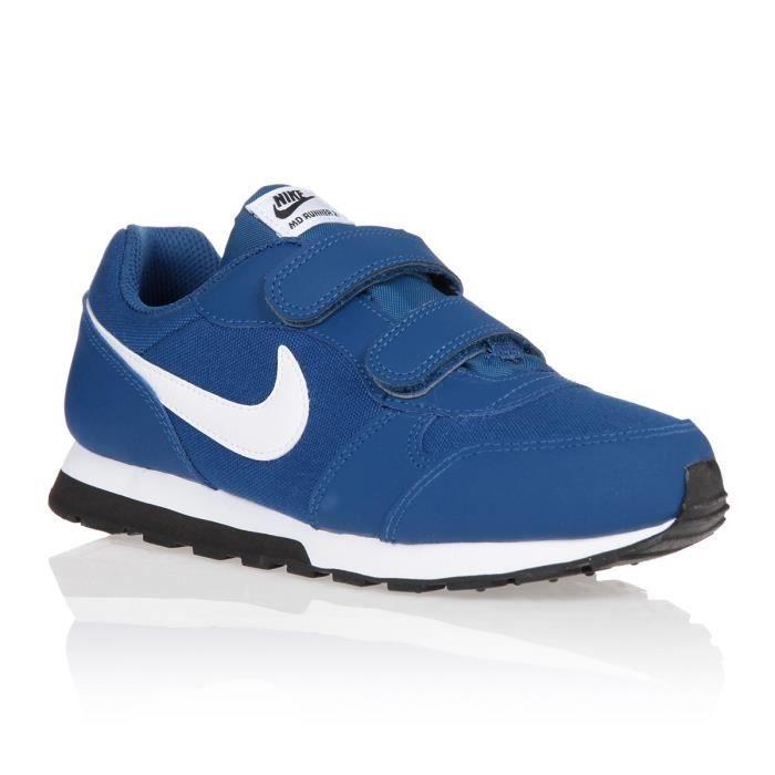 chaussure nike enfant garçon bleu