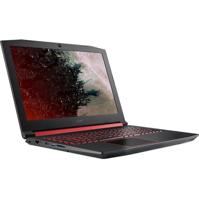 ORDINATEUR PORTABLE PC Portable Gamer - ACER Nitro AN515-52-78CU - 15,