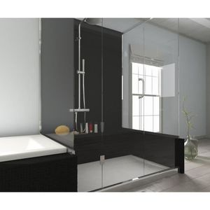 receveur de douche 120x90 achat vente pas cher. Black Bedroom Furniture Sets. Home Design Ideas