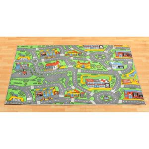 tapis circuit de voiture pour enfant achat vente jeux. Black Bedroom Furniture Sets. Home Design Ideas