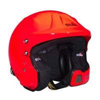 CASQUE DES COMPOSITE STILO Casque WRC Orange