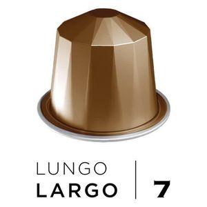 CAFÉ BELMIO Café Espresso Lungo Largo Intensité 7 - Com