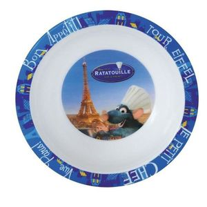 Ratatouille Bol micro-ondable