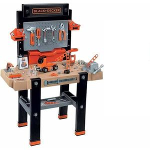 BLACK & DECKER Etabli Bricolo Ultimate (Jouet)