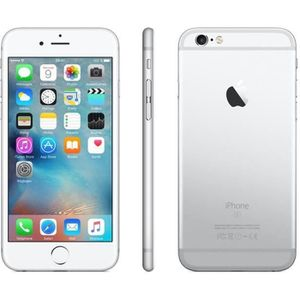 SMARTPHONE iPhone 6s 16 Go Argent Reconditionné - Comme Neuf