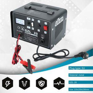 DEMARREUR 12V / 24V Chargeur de batterie de voiture automati