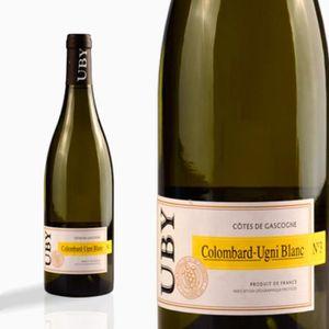 VIN BLANC Vin - Uby Colombard Ugni N°3 Blanc