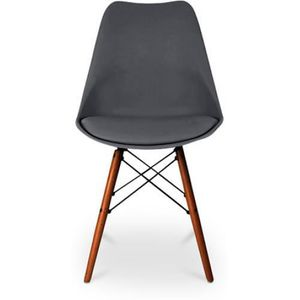 chaise eames achat vente chaise eames pas cher cdiscount. Black Bedroom Furniture Sets. Home Design Ideas