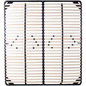 SOMMIER Sommier 200x200 cm en acier de qualité supérieure.