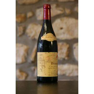 VIN ROUGE Beaune 1er cru, Clos des Avaux, Domaine Puech et B
