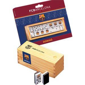 DOMINOS Domino plastique cj FC Barcelone