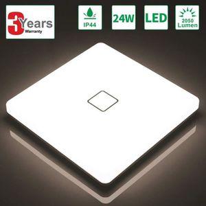 PLAFONNIER LED Plafonnier, Öuesen 24W Plafonnier LED moderne