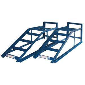 RAMPE POUR CHARGEMENT COUGAR WIDE CAR RAMPS PAIRE