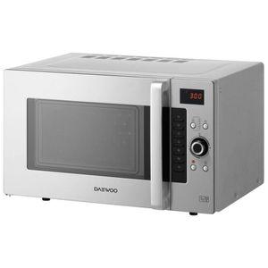 /Four micro-ondes professionnel 29/L Daewoo kom-9p35b/ inoxydable manuel