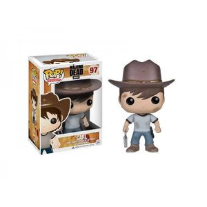 FIGURINE DE JEU Figurine Walking Dead - Carl Pop 10cm