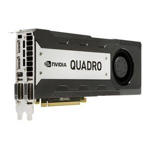 CARTE GRAPHIQUE INTERNE NVIDIA Quadro K6000 - Carte graphique - Quadro …