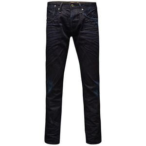 JEANS Jack and Jones Clark Leon Dark Blue Jeans