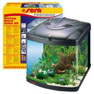 AQUARIUM Aquarium Sera Biotop Nano Cube 60