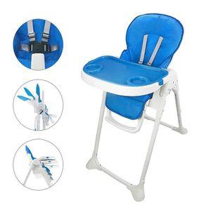 Bleu Pixnor salle /à manger chaise Rehausseur Si/ège enfant enfant