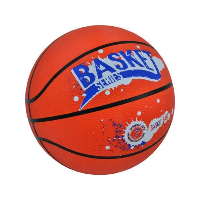 FIRST SERIES Ballon de basket - Taille 7