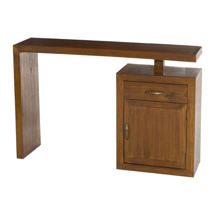 madrid console moderne en bois achat vente console marid console moderne mindi et. Black Bedroom Furniture Sets. Home Design Ideas