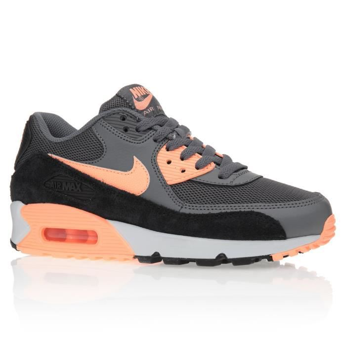 NIKE Baskets Wmn Air Max 90 Essential Chaussure Femme femme ...