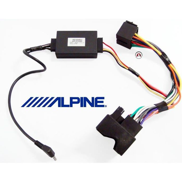 APF-S102BM - Interface commande au volant - BMW…