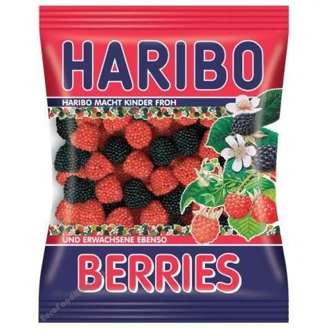 Haribo- Berries 200g