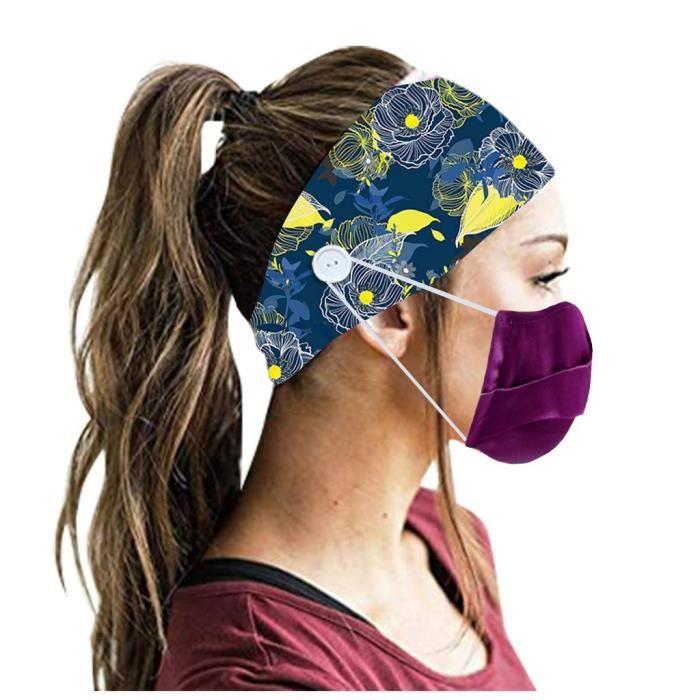 【HARNAIS DE TETE】Hommes Femmes Bandeau Bandeau Running Yoga Élastique Bandeau Cheveux Accessoires De Cheveux - Multicolore61