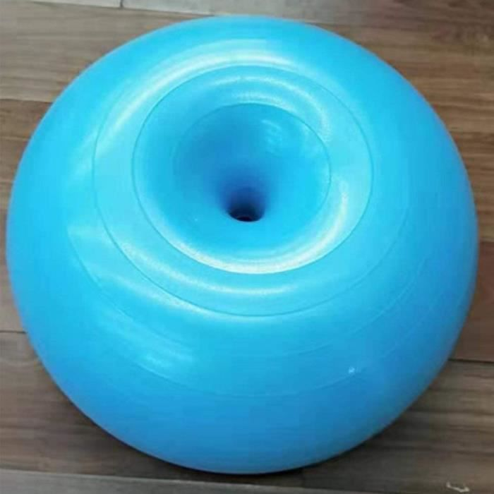 GYM BALL HJJ Donut Gym Yoga Ball Exercice Ball Yoga Fitness Crossfit Stretching pour Gym Office Home Pilates Balance Training 1653