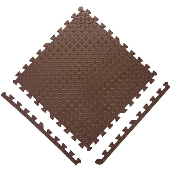 Puzzles de sol RUIRUIY Tapis Mousse Enfant Moquette PE Décoration D'intérieur Plancher De Protection Chambre Yoga,9 Coul 320486