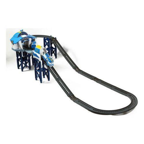 Circuit Megaestación Robot Trains Bizak 116021