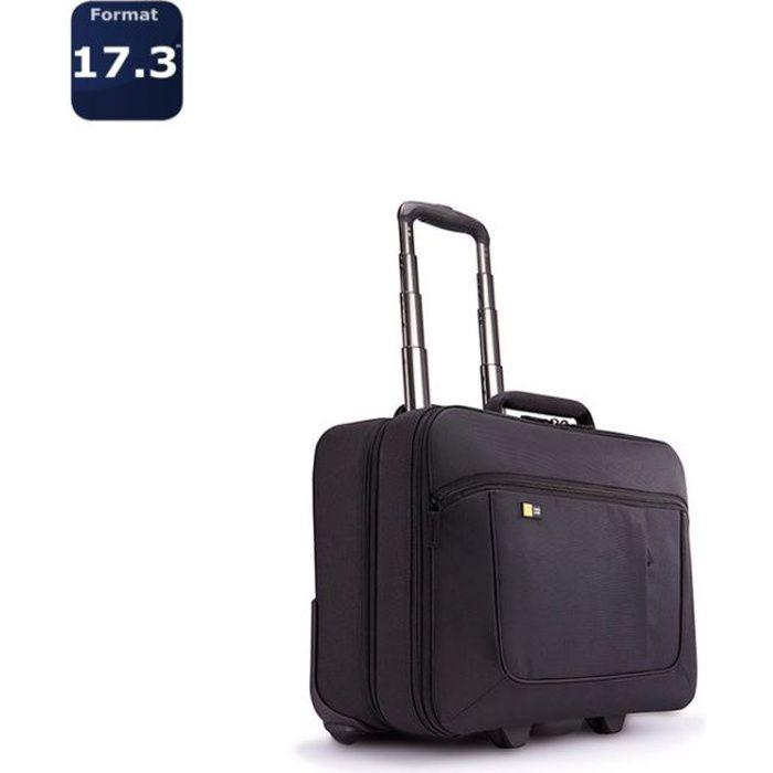 Case Logic sac à roulettes 17.3- ANR-317