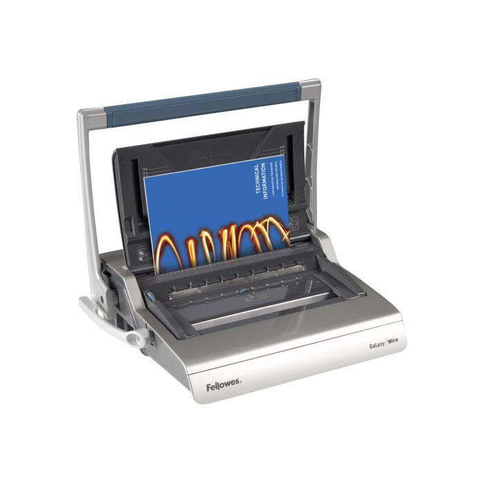 Fellowes Galaxy Wire - Machine à relier - fil mét…