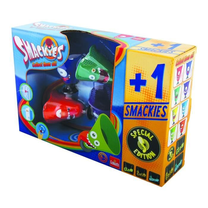 GOLIATH Smackies Battle Pack