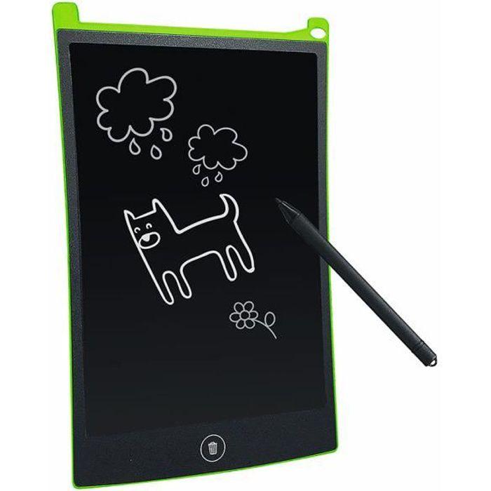 Ardoise magique électronique - Tablette d'écriture LCD 8,5 pouces avec stylet pour enfant - GULLI