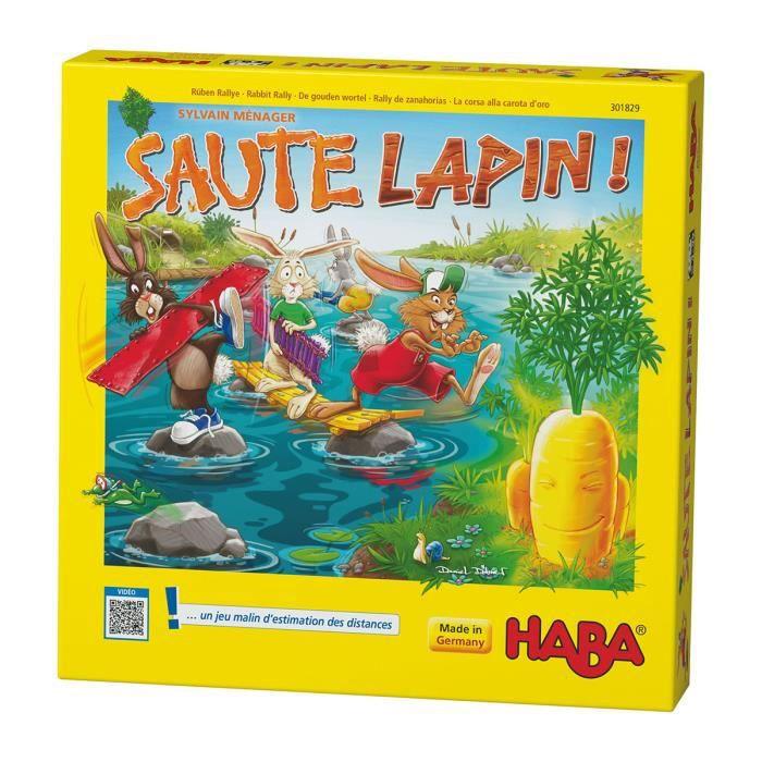 HABA - Saute Lapin ! - Version Française