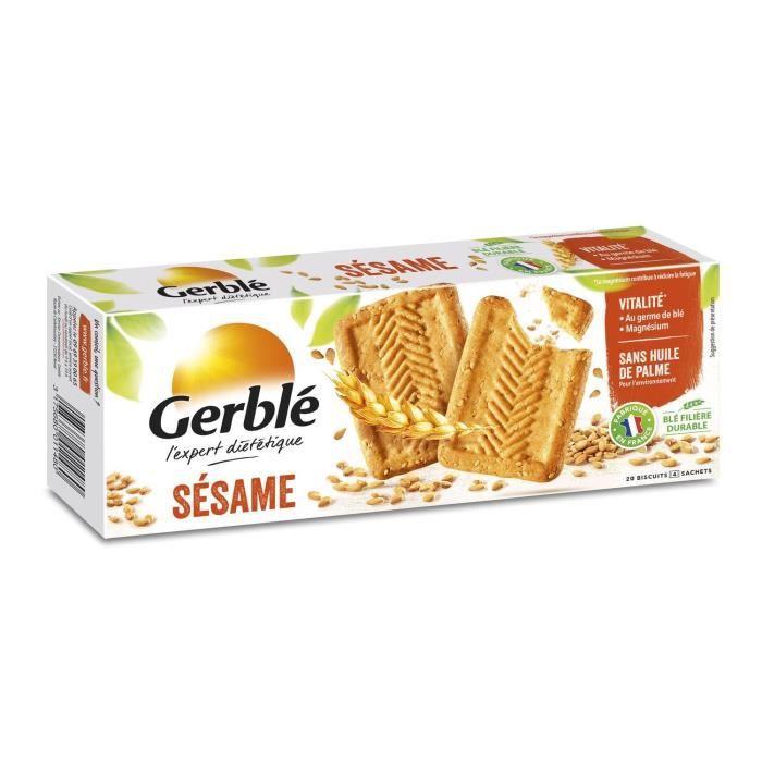 Biscuit sésame 230 g Gerblé