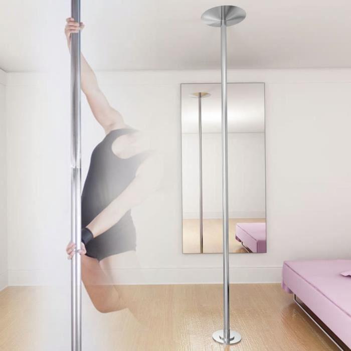 Barre Pole Dance Ajustable Taille