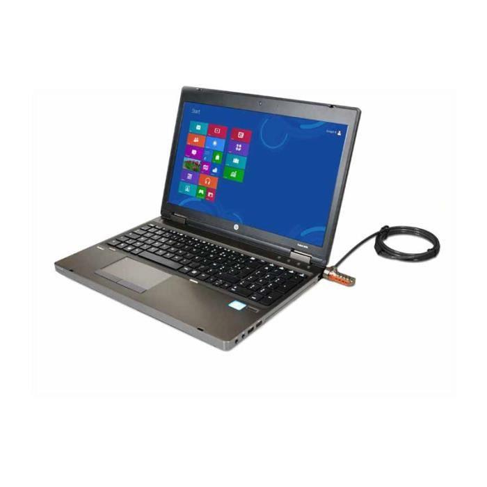 PORT Designs Câble de sécurité 901202 - Verrouillage à combinaison - Pour ordinateur portable