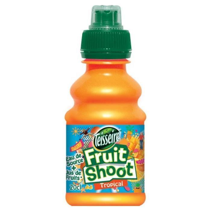Fruit Shoot Tropical 20cl (pack de 24)