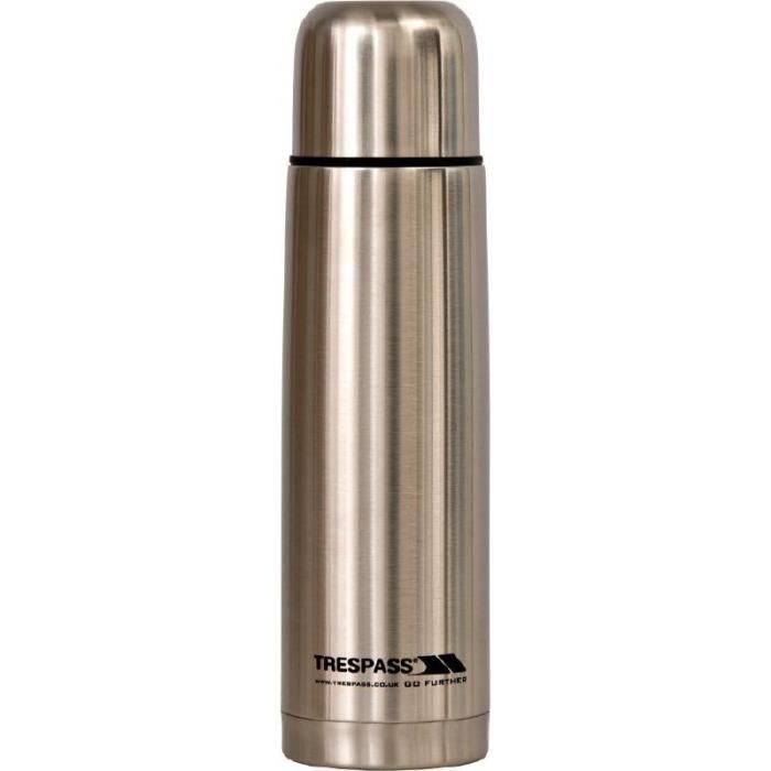 TRESPASS - Gourde - Thirst 75 X 750 ml Argent