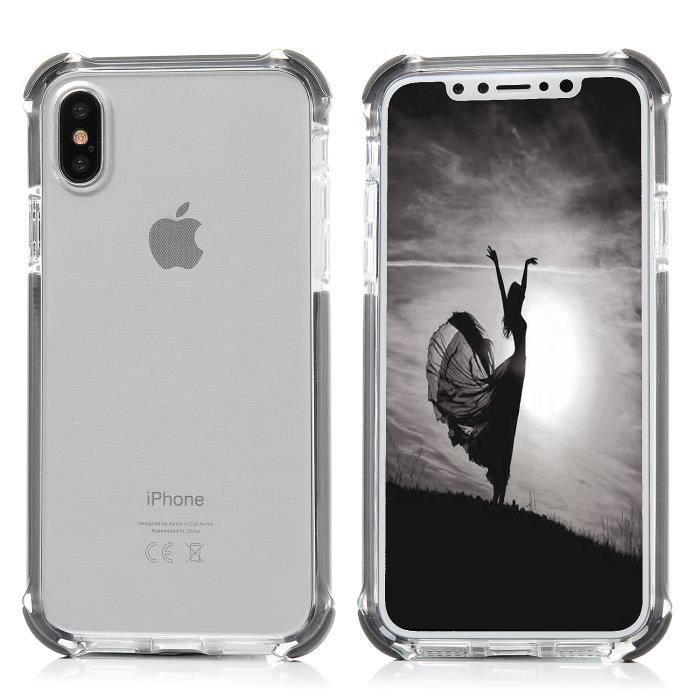 coque robuste iphone x